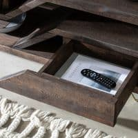 Ouseburn TV Stand | Hairpin Leg TV Unit With Storage